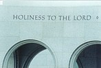 Redlands Temple Easter 2003 Holiness To The Lord